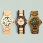 WeWood Men's Aludra Guaicao Wooden Watch