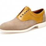 Florsheim by Duckie Brown Slip-On Saddle Shoes
