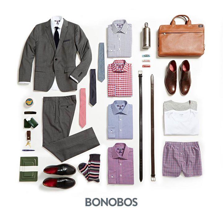 bonobos men's clothing work essentials giveaway