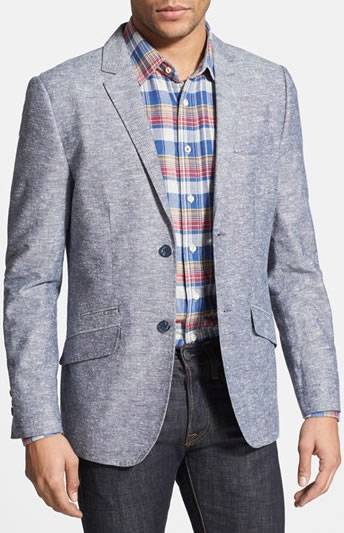 howe Chambray Sportcoat