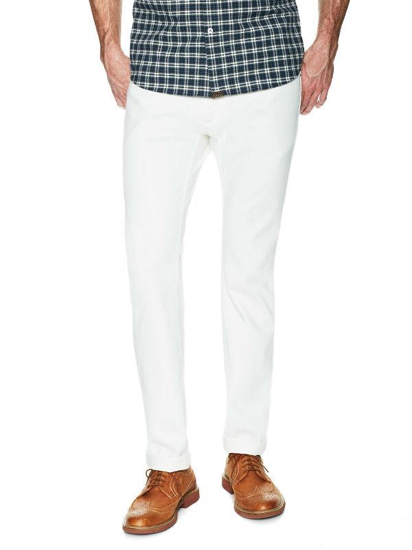 white billy reid mens jeans