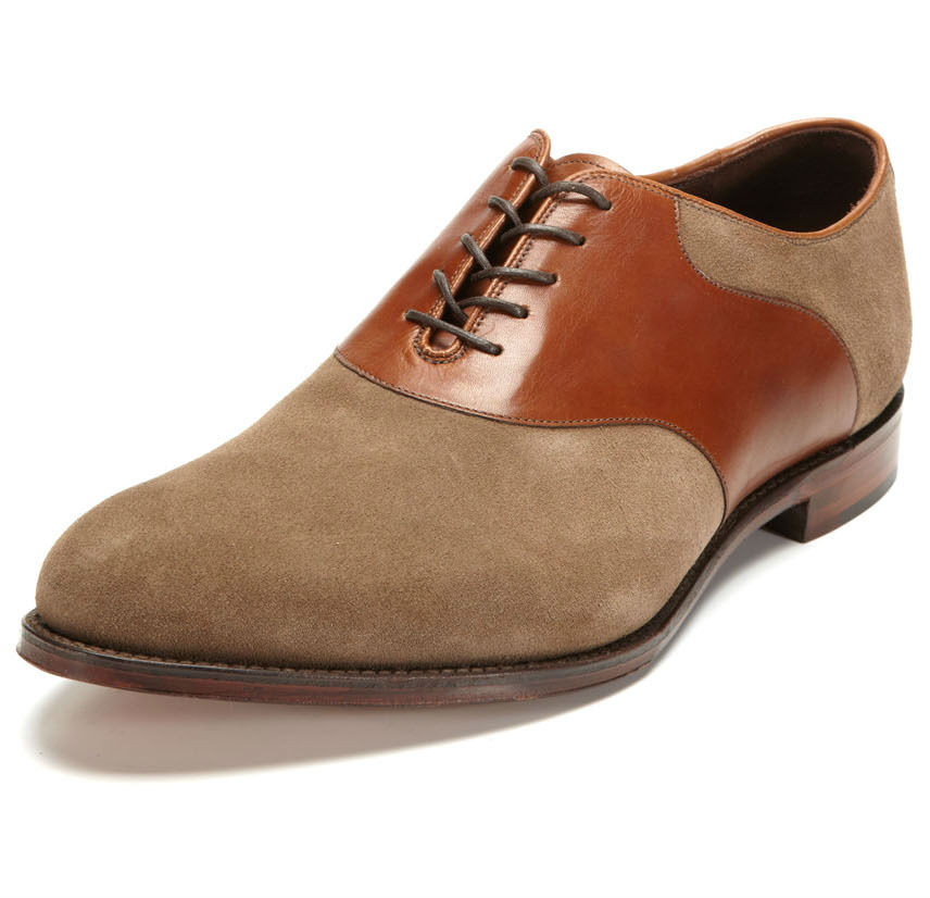 loake saddle oxfords men's dress shoes