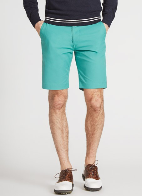 maide mens golf shorts