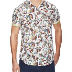 Robert Graham Wicket Short Sleeve Shirt