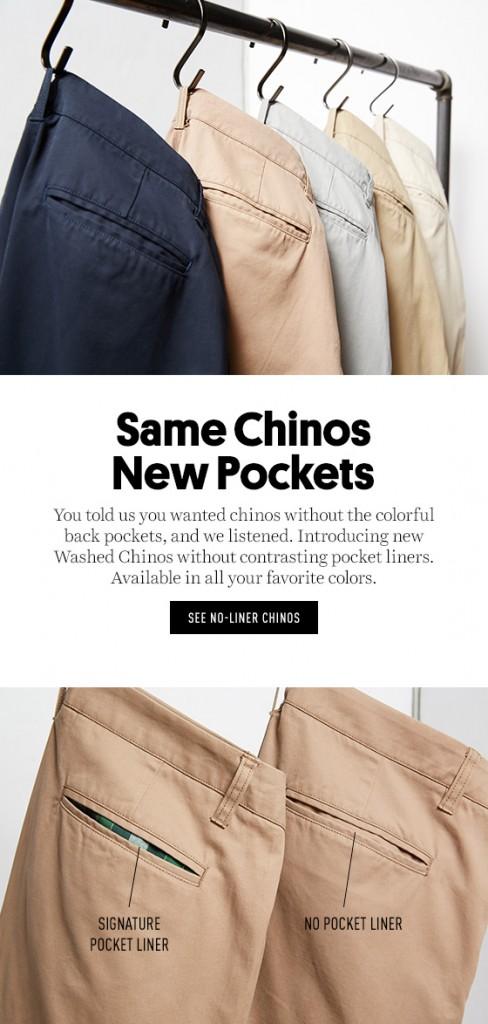 bonobos no liner chinos
