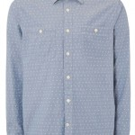 Stay Cool in Men's Chambray Shirts