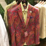 Wild Colorful Men's Blazer