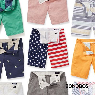 limited bonobos summer shorts