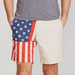 Men's Shorts of July 4th