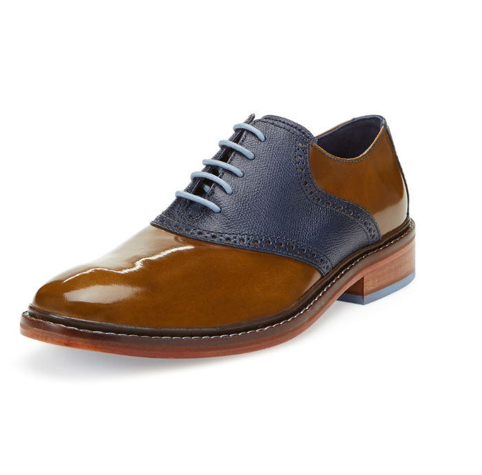 Colton Winter Saddle Oxford cole haan