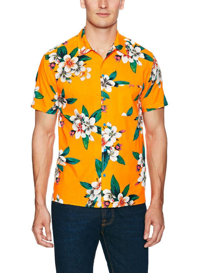 Dempsey Floral Shirt marc jacobs