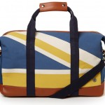 ben sherman urban print cabin bag