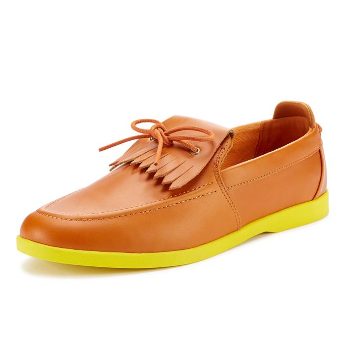 clae winston kiltie loafer