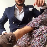 mens paisley pants