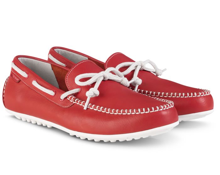 red cole haan lte driver