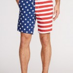 united states flag board shorts