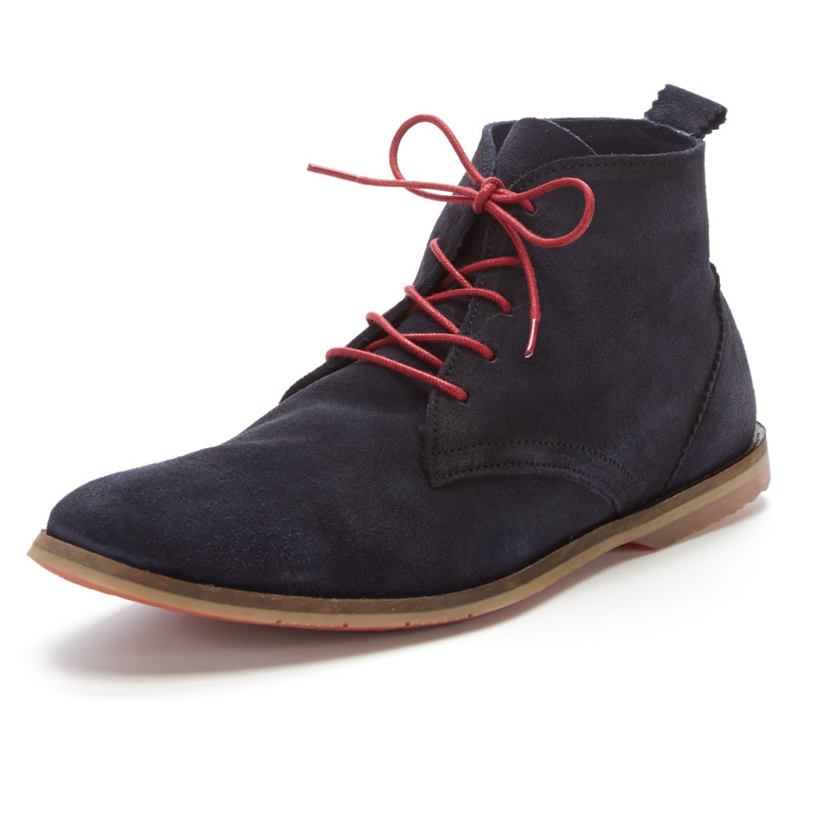 rogue Drakon Suede Ankle Boot