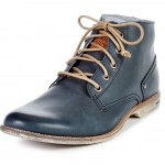 Sneaky Steve Leather Ankle Boots