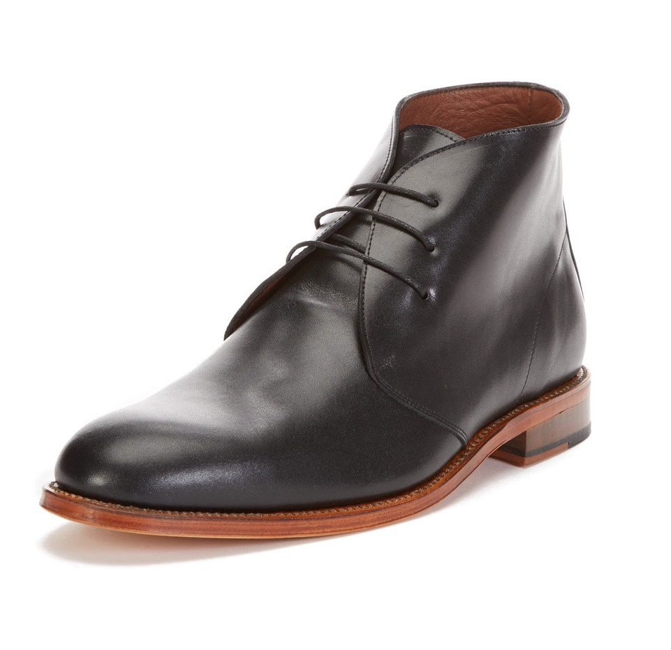 Lace-Up Goodyear Welted Chukka Boot crosby square