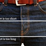 Proper Men's Shirt Length