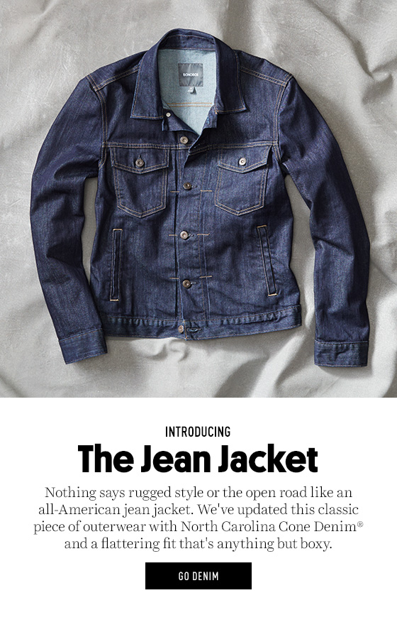 bonobos jean jacket resin denim