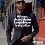 You Keep a Blazer in the Office?