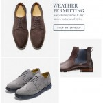 Cole Haan Waterproof Shoes