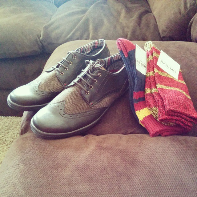 ben sherman shoes socks