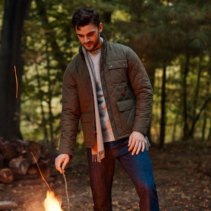 Bonobos Quilted Banff Jacket