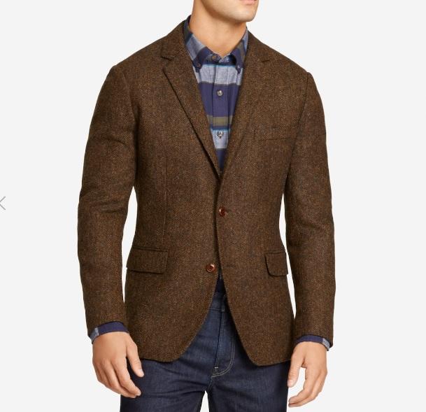 bonobos tweed blazer