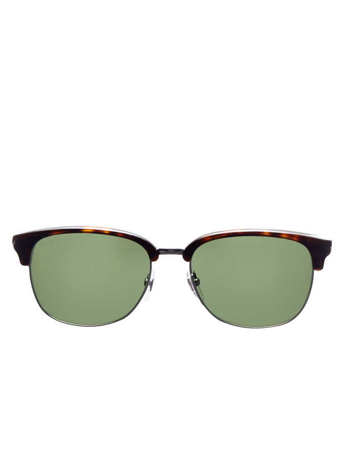 Gucci Glasses Half Frame : Ski Lodge Sunglasses - Mensfash