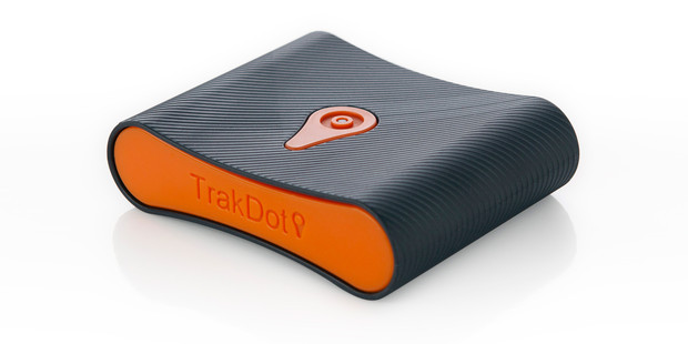 trackdot gps tracker