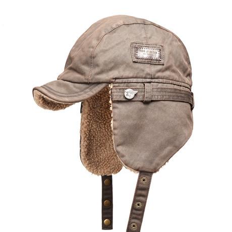 bomber hat