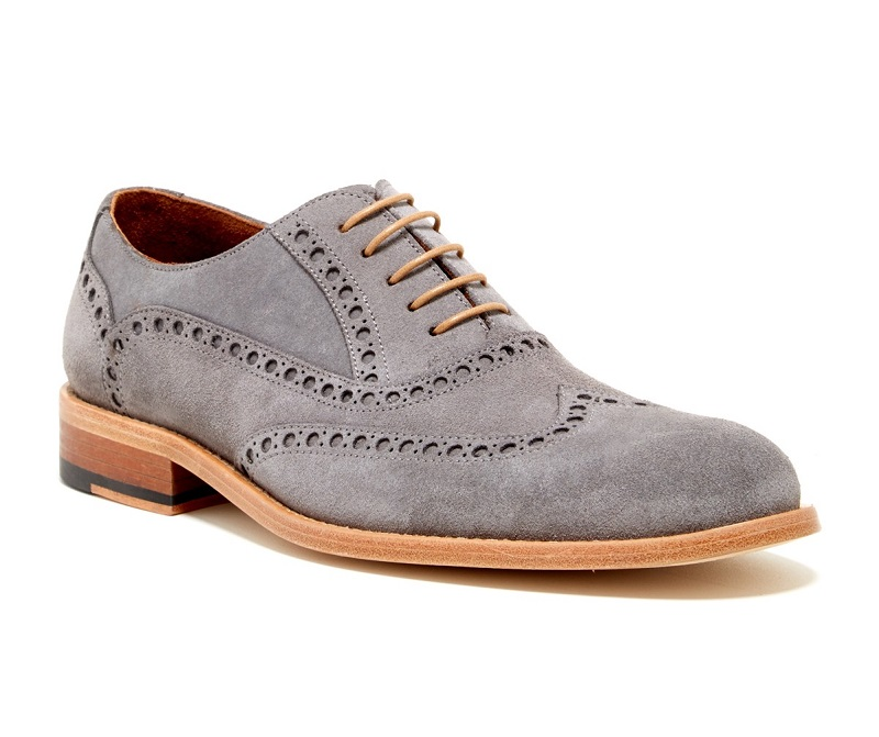 gordon rush foster suede wingtip