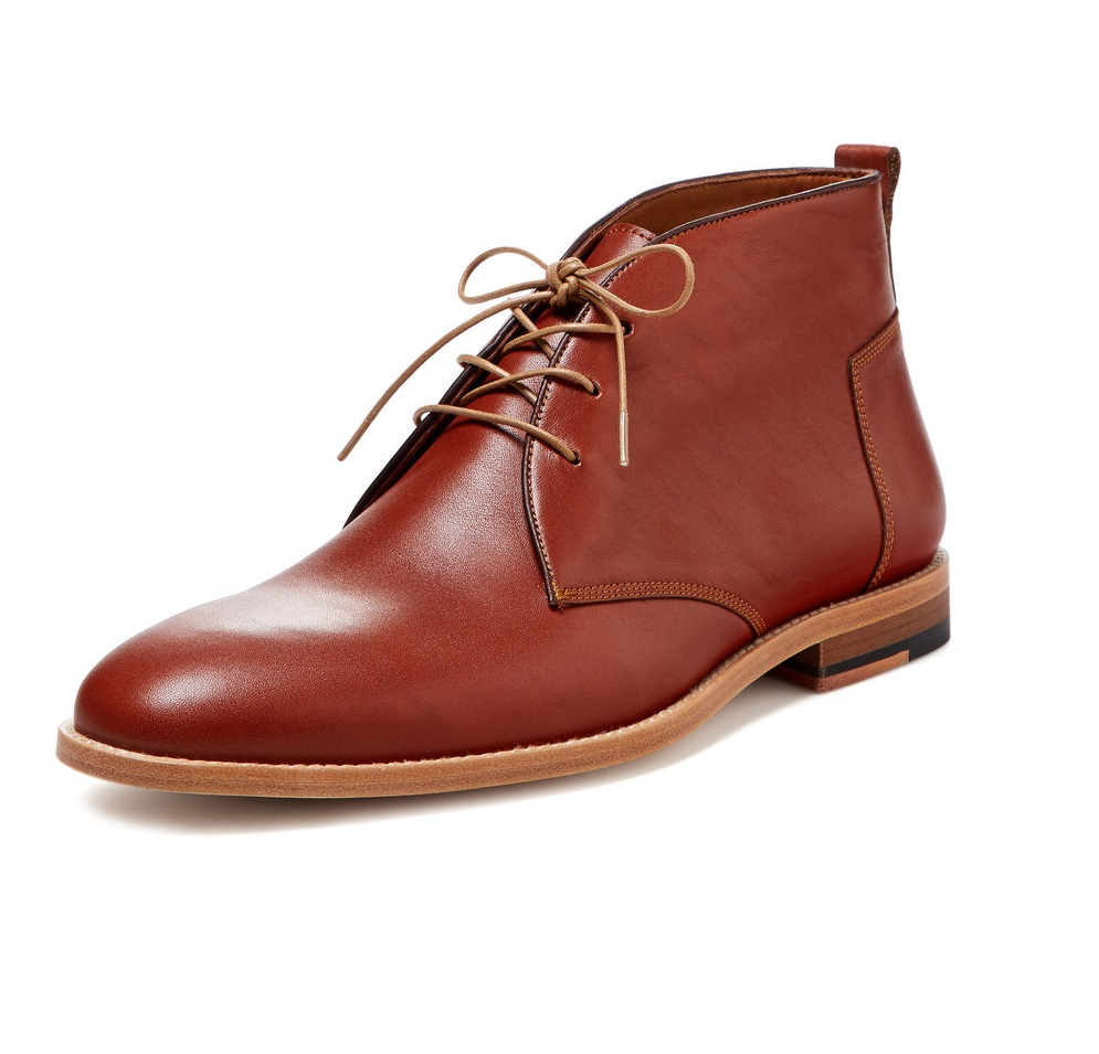 gordon leather chukka boots