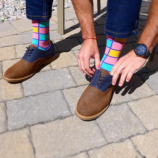 hey man i like your socks