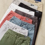 New Bonobos Travel Jeans