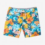 Wicked Rad Men's Swim Trunks