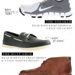7 Shoes Every Guy Needs to Own