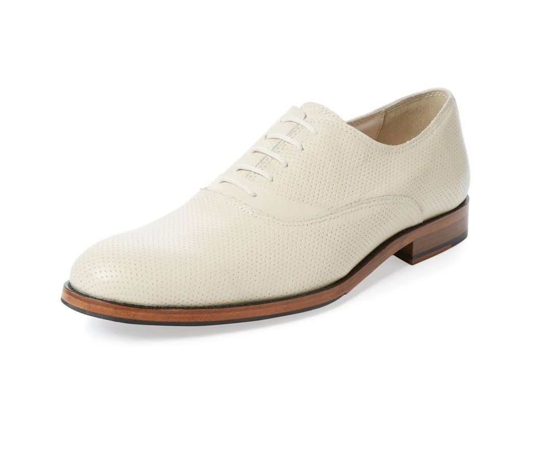 Linen Oxford Shoes Generic Man Savant Oxford Shoe