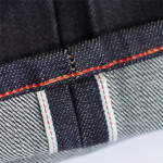 Raw Selvedge Cone Denim from Gustin