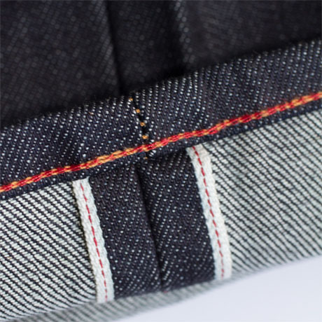 selvage cone denim