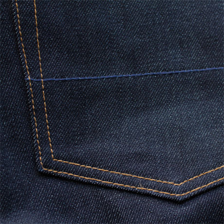 Selvedge denim jeans Italy Gustin