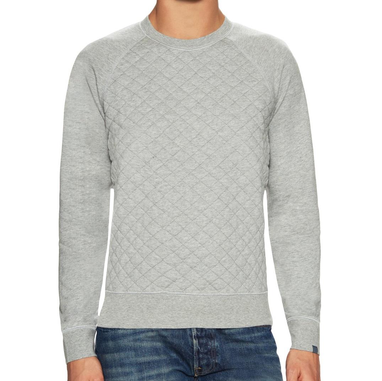 jack spade quilted sweatshirt