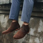 Guys, its all about chukka boots!