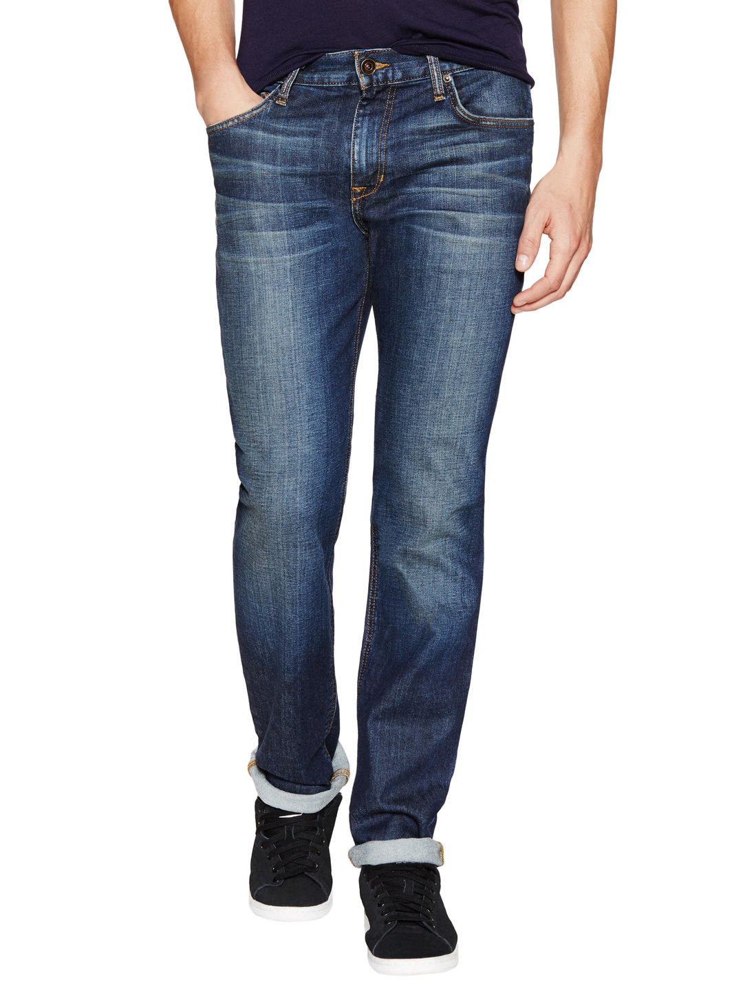 joes jeans Straight Narrow Brixton Denim Jeans