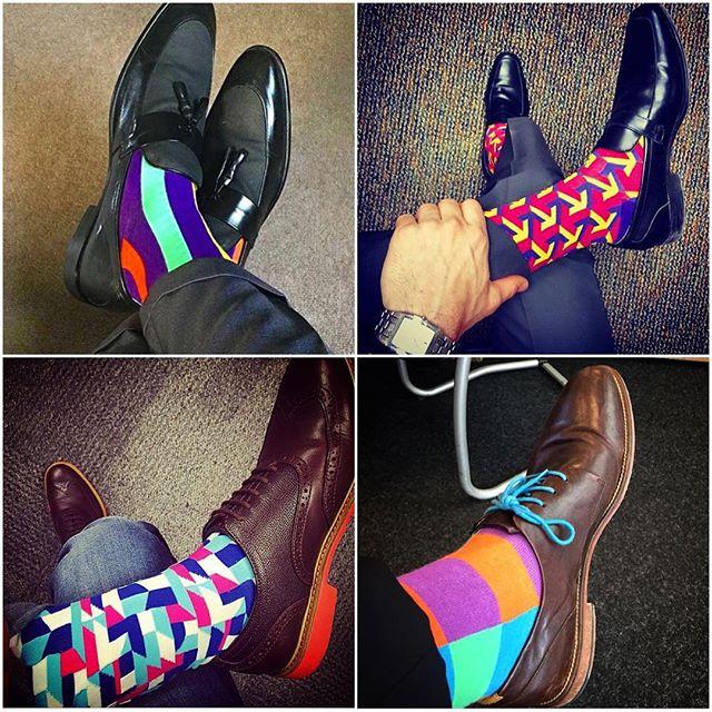mens socks looks