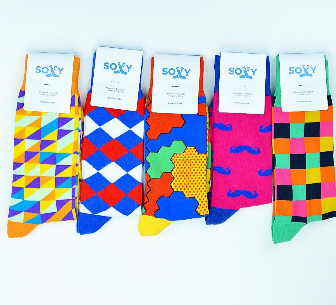mens socks from soxy 4