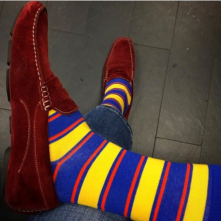 mens socks from soxy