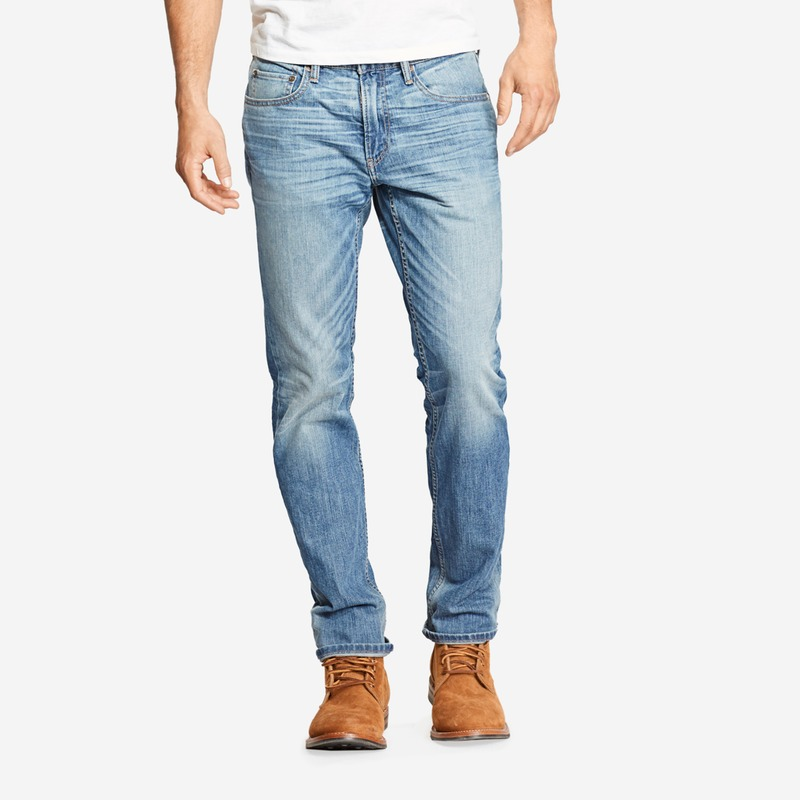the blue jean from bonobos light wash